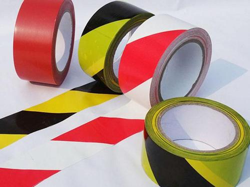 地板警示标识胶带