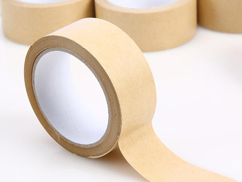 自粘纤维牛皮纸胶带